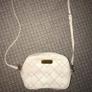 White Marc by Marc Jacobs crossbody bag
